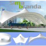 Mimari Tarz Çadır Modelleri